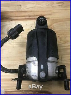 00-03 BMW X5 E53 Bosch Vacuum Pump ABS Control OEM