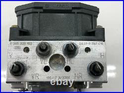 01-05 Bmw 330xi 325xi E46 Anti Lock Brake System Abs Pump Control Module Oem