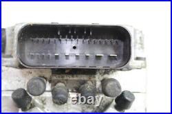 01-05 Bmw R1150rt Abs Pump Unit Module