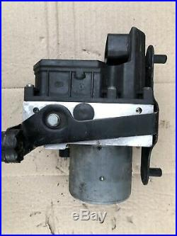 02 03 04 05 06 07 08 BMW e65 e66 7-series Anti-Lock Brake ABS Pump and Control