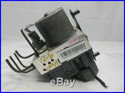 02 03 04 05 BMW 745i E65 ABS ANTI LOCK BRAKE PUMP & MODULE 6760960 OEM