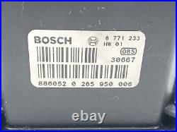 02-05 BMW 745i 750i 760i ABS Anti-lock Brake Pump Module DSC 0265950006 006