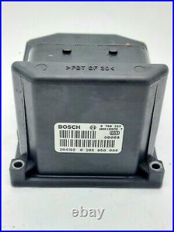 02-05 BMW 745i 750i 760i ABS Anti-lock Brake Pump Module DSC 0265950006