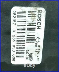 02-05 E65 BMW 745i 745li ABS SYSTEM ANTI LOCK BRAKE PUMP M3832