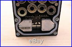 02-06 BMW 745i 745Li 760i 760Li ABS Anti-Lock Brake Pump Module 6 761 783 OEM
