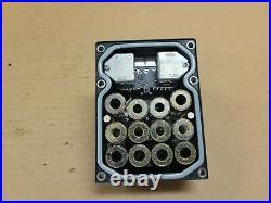 02 07 BMW 745i 745Li 760i 760Li ABS Anti-Lock Brake Pump Module 0 265 950 006