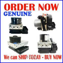 03-2005 range land rover hse l322 abs pump anti lock brake block module awd 4x4