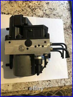 06-08 BMW 750i 750LI E65 E66 ABS ANTI LOCK BRAKE PUMP CONTROL MODULE OEM