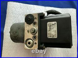 06-08 BMW E65 E66 750li 750i 760li ABS PUMP with MODULE CONTROLLER BOSCH OEM