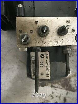 06-10 BMW E60 E63 E64 M5 M6 DSC ABS Anti-Lock Brake Pump Module