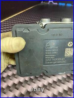06-10 BMW E60 E63 E64 M5 M6 DSC ABS Anti-Lock Brake Pump Module LOW MILES