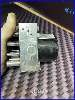 06-10 Bmw E60 E63 E64 M6 M5 V10 Abs Dsc Anti Brake Locking Lock Pump Module 69k