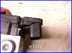 12 BMW K 1600 K1600 GTL K1600GTL ABS antilock brake pump regulator anti-lock