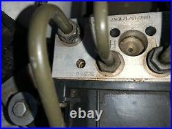 1997 1998 1999 2000 2001 BMW 740I 740iL ABS PUMP 0265225005 6753642