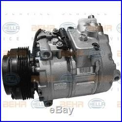 1 Kompressor, Klimaanlage HELLA 8FK 351 176-501 passend für BMW