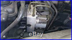 2002 2003 2004 2005 BMW 745i E65 Anti-lock Brake ABS Pump & Module Assembly