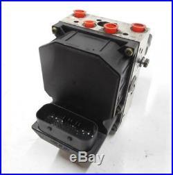 2002-2003 BMW X5 (E53) ANTI LOCK ABS BRAKE VALVE BLOCK PUMP with CONTROL MODULE