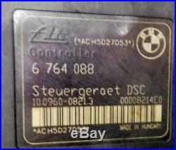 2002-2006 BMW 320i 325i 330i (E46) DSC ABS ANTI LOCK BRAKE PUMP with MODULE