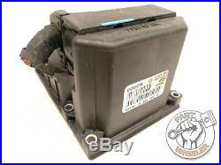 2002-2007 BMW 7 Series ABS Brake Pump Control Module 0 265 950 191