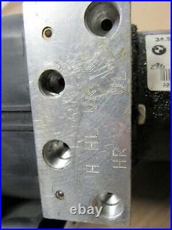2004-2006 Bmw E46 M3 S54 Abs Brake Pump Hydraulic Unit Dsc Ecu Module Oem 17793
