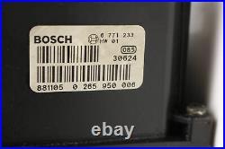 2006 2007 2008 Bmw 750li E66 Abs Pump / Module Unit