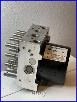 2006-2010 Bmw E60 M5 M6 E63 E64 V10 Abs Dsc Anti Brake Hydroulic Pump Unit Oem