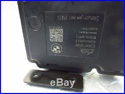 2007 06-08 Bmw K1200gt K1200 Gt Abs Brake Pump Module Works Contorl Oem