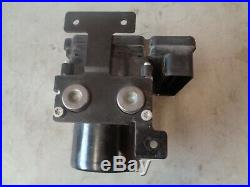 2007 Bmw K1200gt Abs Pump / Modulator Control Unit