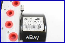 2009 BMW R1200GS R1200 GS K255 Adv Abs Brake Pump Module Gen2 Ate 34517715107