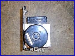 2010 2013 Bmw R1200gs Abs Pressure Pump Modulator