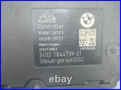 2011 08 09 10 11 12 13 BMW M3 E92 ABS DSC Brake Pump Module #5567