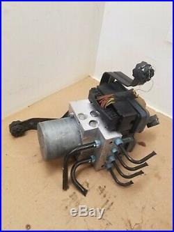 2014-2018 BMW X5 X-Drive 35I anti-lock ABS brake pump actuator OEM 66k miles