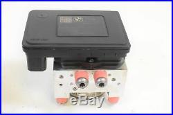 2016 BMW R1200RT R1200 RT RTW K52 ABS Module Pressure Pump ATE 34518561704