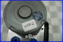 2016 BMW X5 F15 ABS Pump Module ECU DXC 34516876455 OEM A1