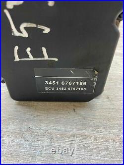 6767188 0265950351 BMW X5 E53 ABS PUMP Hydraulic Block 6762059 Genuine OE