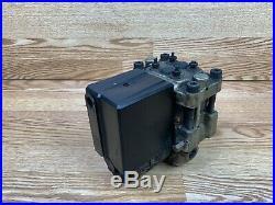 85-89 BMW E24 635CSi ABS Anti Lock Brake Control Pump Module Unit 0265201009 OEM