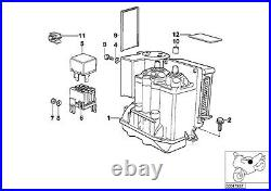 95-'00 BMW R1100RT OEM ABS Pressure Modulator Hydro Unit (34512331935) P1055