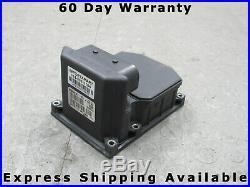 99-03 BMW 525i 528i 530i E39 ABS Anti-Lock Brake Pump Module 0 265 900 001 4930