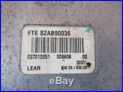 ABS Block ABS Pumpe FTE 34512333512 EXD38N BMW R21 R1150R 2000-2006