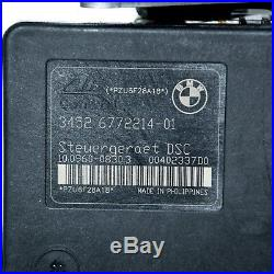 ABS ESP Steuergerät Hydraulikblock 3451-6772213-01 6772213 BMW