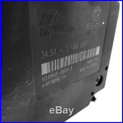ABS Pump 10020400614 34511164896 34511164897 10094808013 BMW 24 Months Warranty