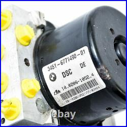 ABS Pump Unit BMW 3 E90 E91 E93 E92 2005-2013 OEM 6771491 24 Months Warranty