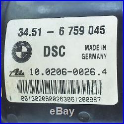 ABS Pumpe 34516759045 10020600264 6759047 10096008053 BMW 24 Monate Garantie