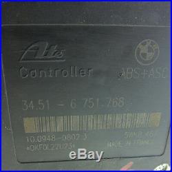 ABS Pumpe Steuergerät 34516751767 10020402544 34516751768 10094808023 ABS ASC