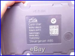 ABS Pumpe Steuergerät Druck Modulator BMW K 1300 R (1200 GS R RT) brake modul 12