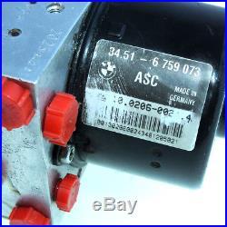 ABS Pumpe mit Steuergerät Bmw 3 E46 34516759073 10020600244 6759075 10096008043