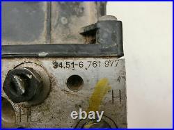 ABS Steuergerät Aggregat Hydraulikblock für BMW E53 X5 01-03 6761977