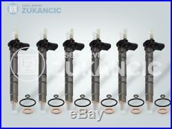 Austausch Injektor Audi VW 3.0 TDI 0445115004 059130277Q 0445115052 059130277AH