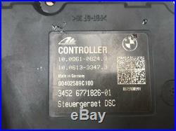BMW 3 E92 335i'06 (06-10) ABS PUMP 6771825