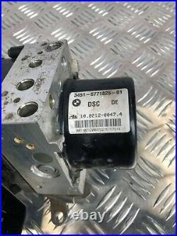 BMW 3 SERIES E90 E91 E92 E93 335i ABS PUMP CONTROLLER 6771825 6771826